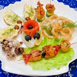 Greek-Seafood